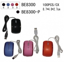 Mouse óptico usb(BE8300)